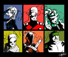 VILLAINS by Video320