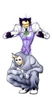 Ghastly Fellows by Raakelh