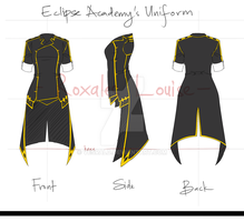 Sample Outfit Design[update] by Vesrald