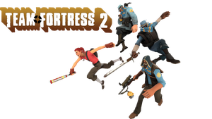 Team Fortress 2 x Kingdom Hearts by willeeemeli