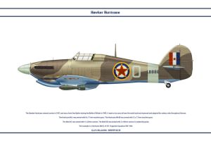Hurricane GB 351 Sqn by WS-Clave
