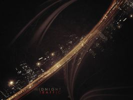 Midnight Traffic by denzoo