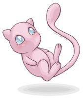 Pokemon :: Mew by sugar0coated