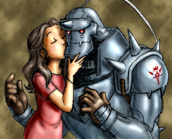 FMA-Give Al Some Love by queenbean3