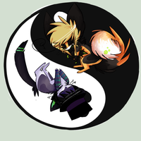 Yin and Yang by CH3CK3RED-R3TR0