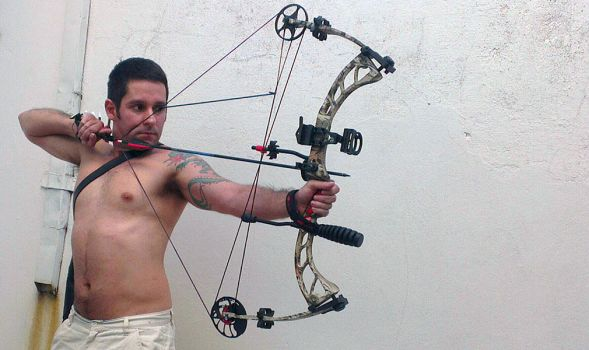 My Old PSE Stinger 3G - Compound Bow by Ex-Inferis-Br