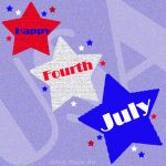 Happy Fourth July! by Shirley-Agnew-Art