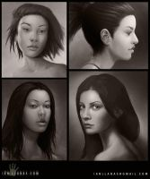 More from 1000 Faces by ianllanas