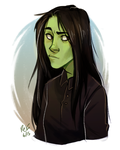 Elphie by Electricgale