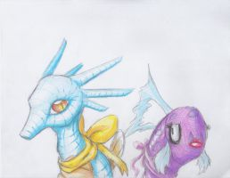 Gift: Team Lochness by UltimateSassMaster