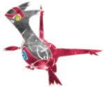 Cosmic Latias by MadHattersPassion