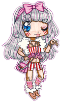 Blanche [CASUAL OUTFIT] by sekaiichihappy