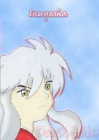 Inuyasha-recolored by Dark-bliss