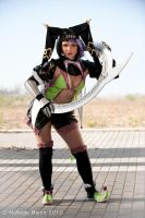 Tira- Soul Calibur IV by Miwako-cosplay