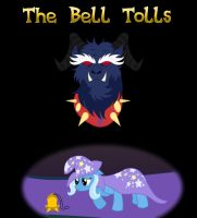 The Bell Tolls - Fanfic cover by Sayer09