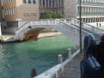 White Stone marble Bridge in Venice Italy by OceanRailroader