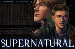 Supernatural feat. the Winches by famira
