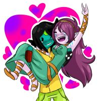 Happy lovin by Ask-Evin
