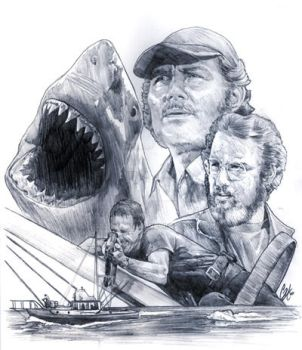 Jaws by gattadonna