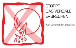 Stop the verbal vomitting by mercedesbenz