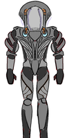 Flux Ascendancy Armour by CommodoreHorton