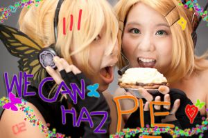 PIE CHALLENGE MAGNET STYLE by cerafi