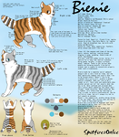 Bienie Reference Sheet 4 by SpitfiresOnIce