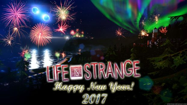 Life is Strange - Happy New Year 2017! by Mike-Kossi