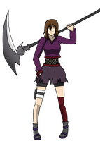 yunny  shippuden by 0Anachis0