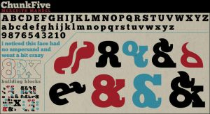 Ampersand for Chunk Five by peacefreak99