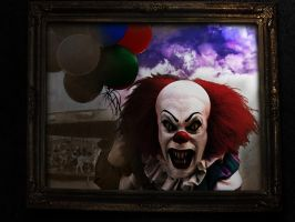 Pennywise is coming by Saphiregirl79