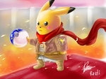 Gonna Catch Them All (attack on titan X Pokemon) by Rosuke97