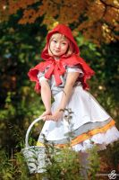 Red Riding Hood - 1 by alucardleashed