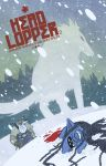 HEAD LOPPER 2 Cover by Andrew-Ross-MacLean