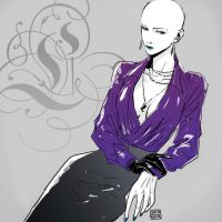 DC: Female! Lex Luthor by mick347