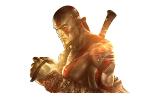 God of war Ascension Render by gawrifort