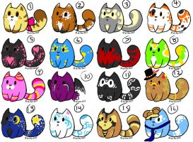Cat Adopts by 207-Designs