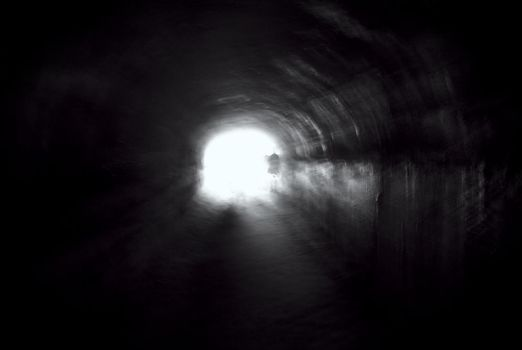 At Tunnels End by TheRedStranger