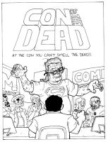 The REAL Con of the Dead by superleezard