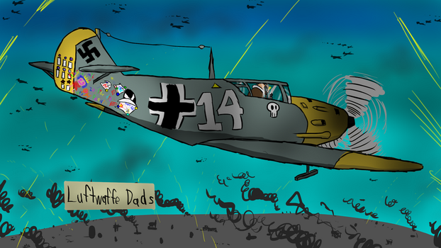 Luftwaffe Dads by Sir-Croco
