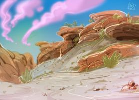 AAA locations 4 by MarioPons