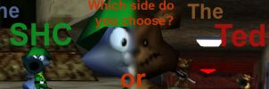 Which Side Will You Choose? by Conkerfan91