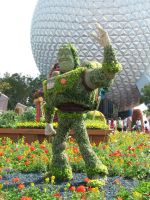 Epcot 50 by Nightmare247Stock