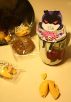 Starscream Got In The Cookie Jar by PDJ004