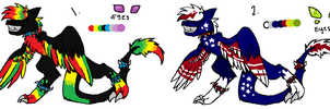 Feathered Wyvern Auctions by swiftstar11