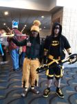 The Keyblade And The Bat-Blade by InsaneAsylum123