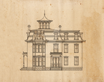 Blueprint: Front of House by BlueHecate