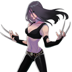 X 23 by natamame