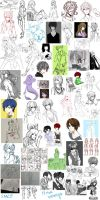 Twitdoodles 2 by mazuchi