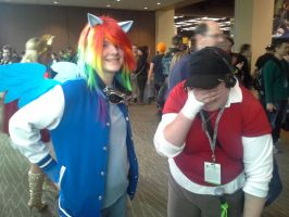 ECCC pictures: This is scout... by ParadoxialGamer